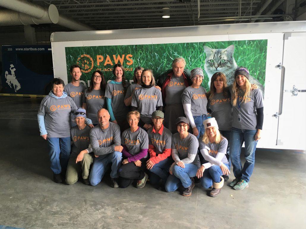 Dart Group of PAWS Jackson Hole